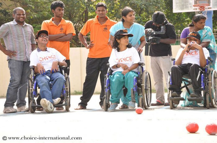 Introducing Wheelchair Basketball and Boccia in India