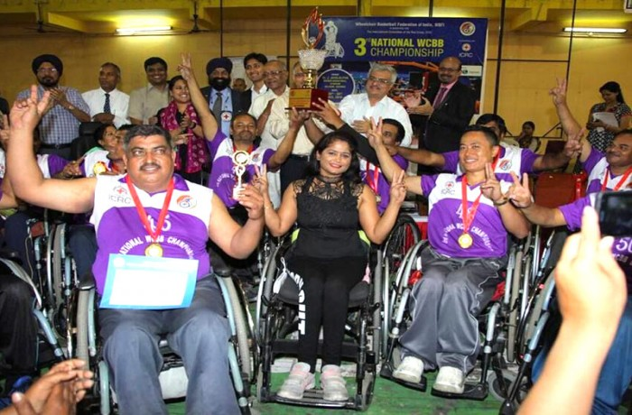 Growth of inclusive sports in India